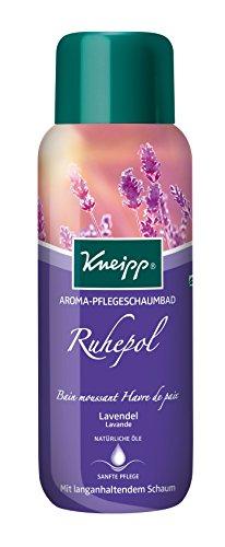 Kneipp Aroma-Pflegeschaumbad Ruhepool, 3er Pack(3 x 400 ml) -