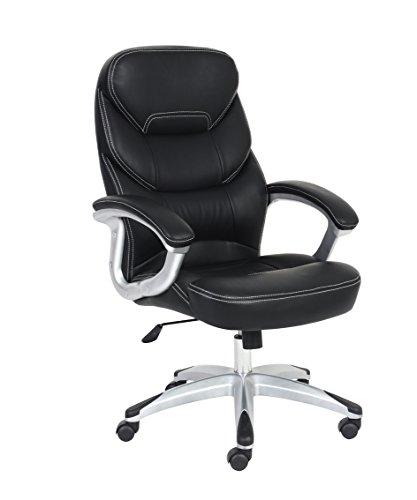 Yellowshop–Präsidialregime Sessel Büro Drehstuhl Chefsessel Schreibtisch Studio Energie Luxus Typ Lord schwarz
