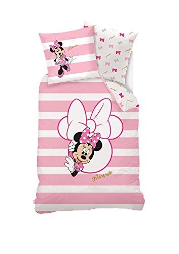 Disney Juego de Ropa de Cama Minnie Mouse