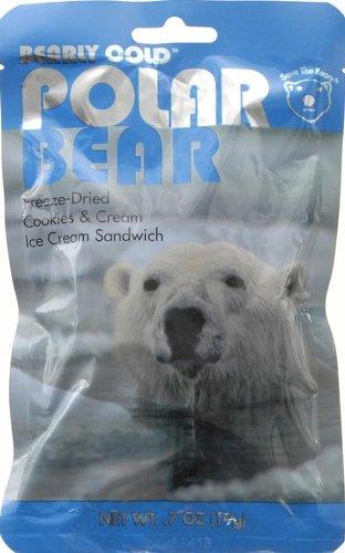 Backpacker Dispensa Polar Bear Ice Cream Sandwich