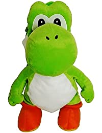 Plush Backpack–Nintendo–Super Mario–Yoshi New suave muñeca juguetes nn3851–10