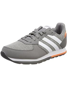 Adidas 8k K, Zapatillas de Deporte Unisex niños