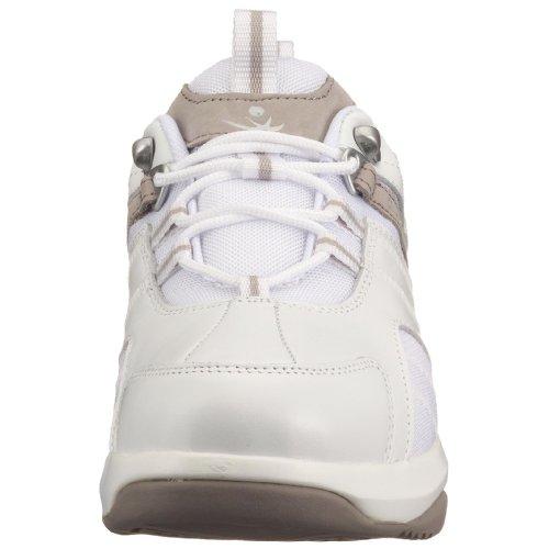 "Chung Shi Anti Step """"Atlanta"""", Baskets mode homme Blanc"