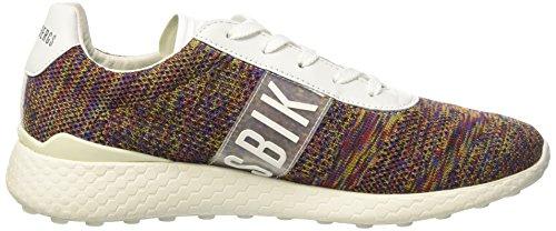 Bikkembergs Strik-er 896, Sneakers basses homme Noir