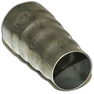 Uni adaptateur réducteur 1 tuyau d'échappement silencieux 50–70 mm-connecteur otto harvest métal