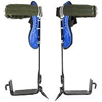 Soft Secco 2 Gear Tree Juego de clavos de montañismo multifuncional, cuerda de rescate ajustable, equipo de protección personal, equipo de escalada de árboles profesional