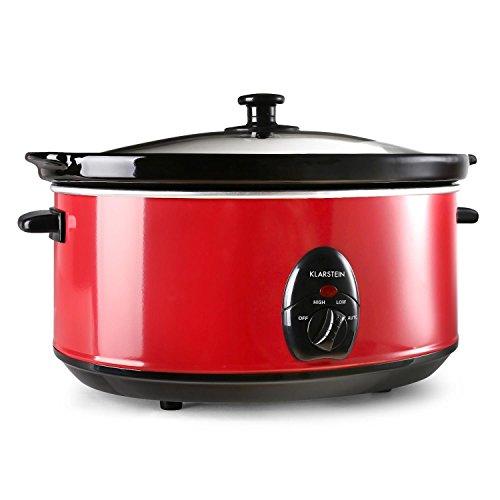 Klarstein Bristol 65 Slow Cooker Olla cocción Lenta