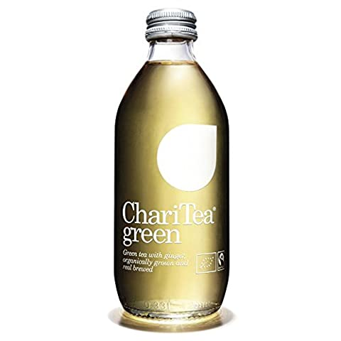 Charitea | ChariTea Green | 12 x 330ml