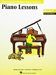 Hal Leonard Student Piano Library: Book 3: Piano Lessons