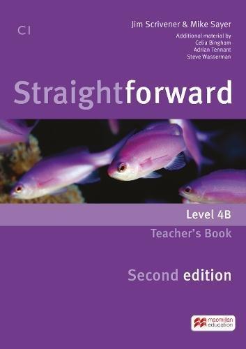 Straightforward split edition Level 4 Teacher's Book Pack B por Jim Scrivener