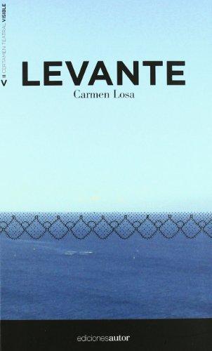 [EPUB] Levante (teatro (autor))