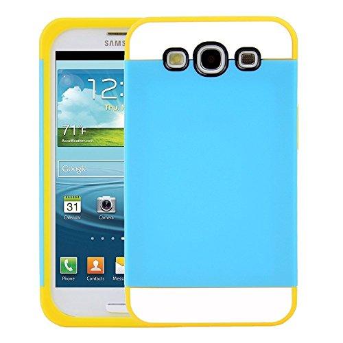 HUANGTAOLI Silicone Protettiva Custodia Case Cover per Samsung I9060i Galaxy Grand Neo Plus(i9060i/i9060/i9062)