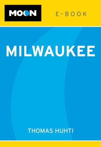 Moon Milwaukee e-book