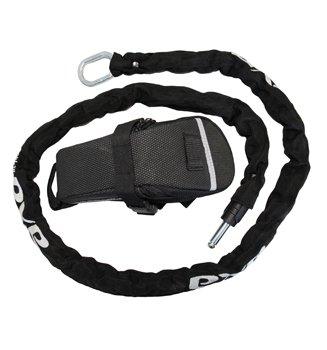 AXA RLC Einsteckkette für DEFENDER mit Tasche 100 cm