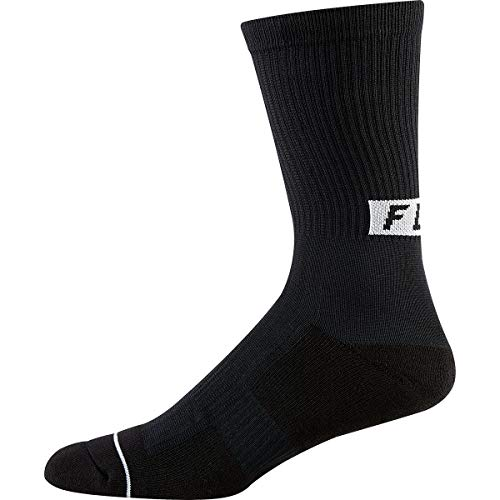 Fox Socks 8 Trail Cushion Black L/Xl