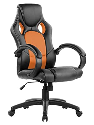 Eliza Tinsley PU Racing Style Gaming Chair