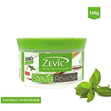 Zevic Stevia Sugar Free White Powder - 100 g