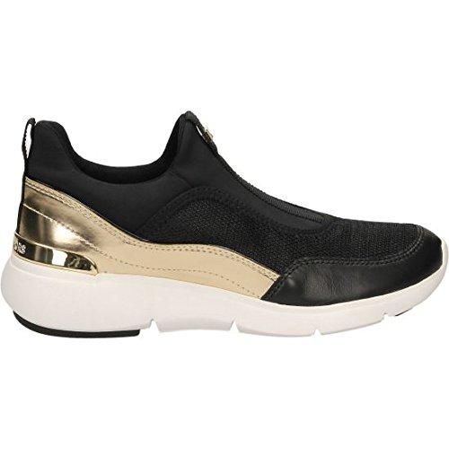 Michael Kors Sneaker Ace Slip On Black Pale Gold 40
