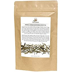 TEASOUL Weißer Tee Imperial silver Needle, 1er Pack (1 x 50 g)