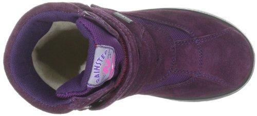 Naturino Barents01 300063301, Bottes mixte enfant Violet-TR-SW102