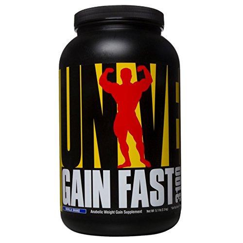 Universal Nutrition Gain Fast 3100, Vanilla, 1er Pack (1 x 2.3 kg)