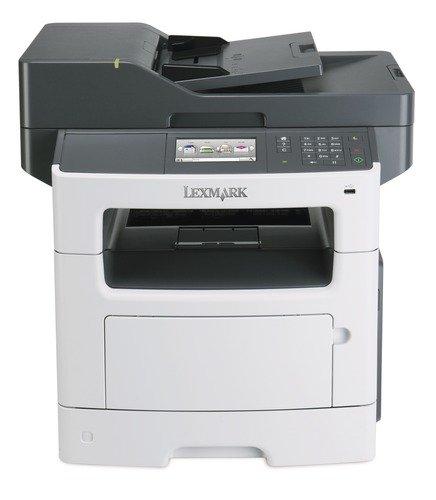 Lexmark MX511DE Multifunktionsgerät (Scanner, Kopierer, Drucker, Fax, 1200x1200 dpi, USB 2.0)