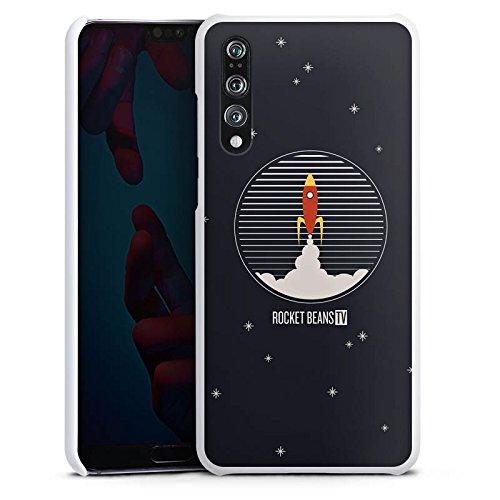 DeinDesign Huawei P20 Pro Hülle Case Handyhülle Rocket Beans Tv Merchandise Rakete (Pro Rakete)