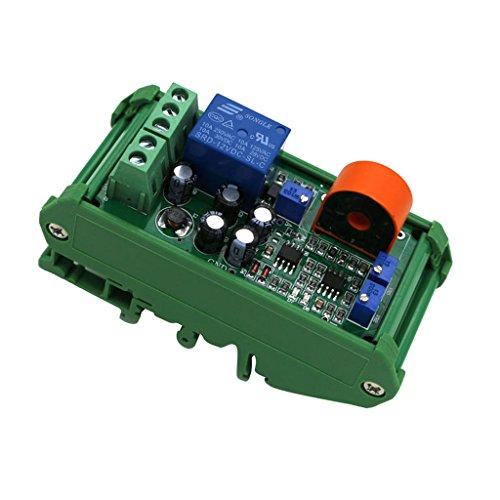 Baoblaze 1 Stück Stromerfassungssensor Modul Einstellbar Überstrom-Signal-Sollwert -