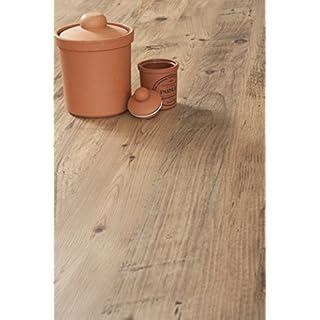 Rustikales Holz - Resopal Küchenarbeitsplatten (4.1m × 600mm × 38mm)