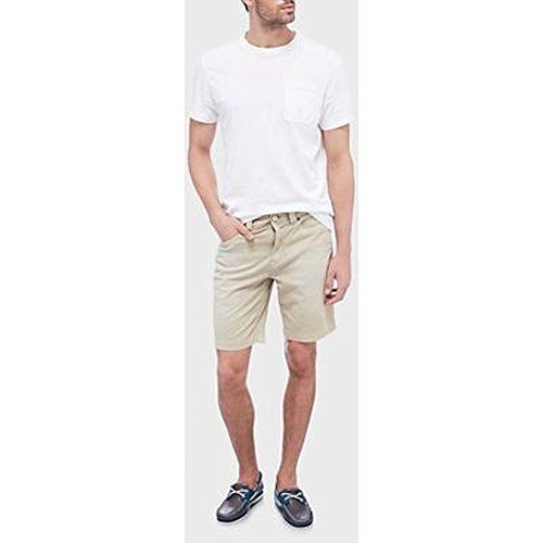 Timberland Sq Lk Sltscrb Crv Pk Haute Rouge, Shorts Uomo Beige
