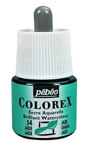 Colorex Aquarelltinte, PET, jade, 4.5 x 4.5 x 7 cm, 1 Einheiten