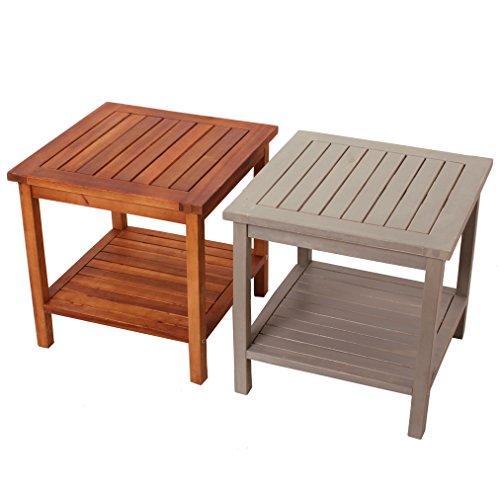 Beistelltisch aus Holz