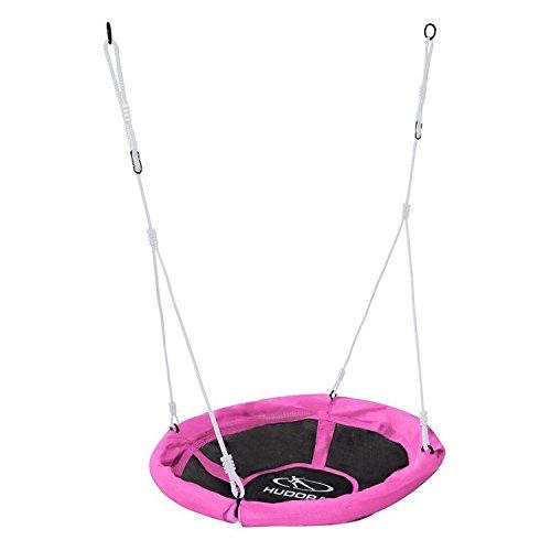 *Hudora 72147 Nestschaukel 90 cm, pink*