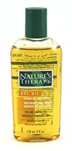 L'Oreal Nature's Therapy Hot Oil Treatment 120 ml