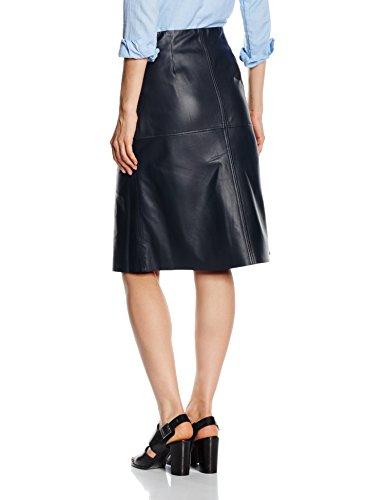 Tommy Hilfiger Damen Rock Gracey Ltr Skirt Blau (NAVY BLAZER 400)