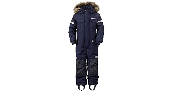 75a426645bf4 Didriksons Migisi Kids Cover 80 Navy  Amazon.co.uk  Clothing