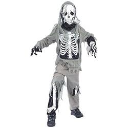 Humatt Perkins 51837 - Disfraz de esqueleto zombie