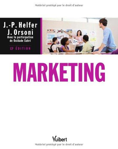 Marketing - 13e édition