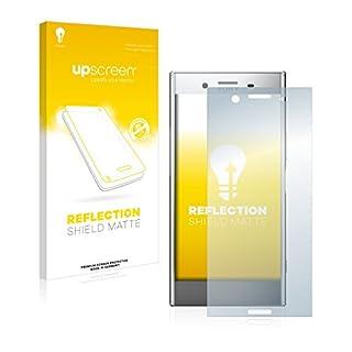 upscreen Reflection Shield Matte Xperia XZ Premium Matte Screen Protector 1pc (S)–Screen Protector (Matte Screen Protector, Sony, Xperia XZ Premium, Scratch Resistant, Transparent, 1pc (S))