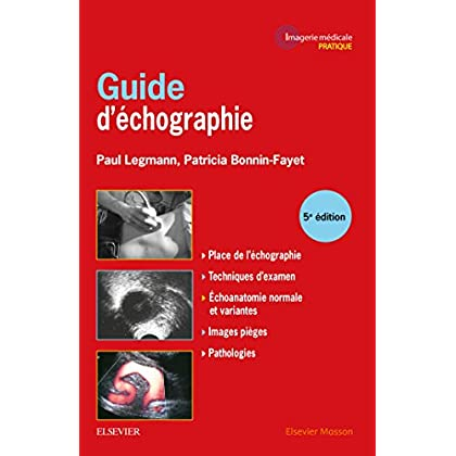 Guide d'échographie