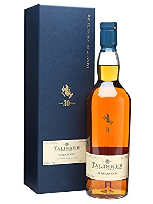 Talisker 30 Year Old Single Malt Scotch Whisky (2 x 70cl Bottles)