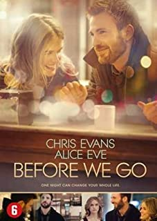 DVD - Before We Go (1 DVD)