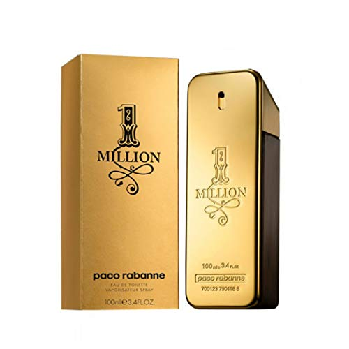 Paco Rabanne 1 Million Pour Homme 100 ml Eau de Toilette Spray