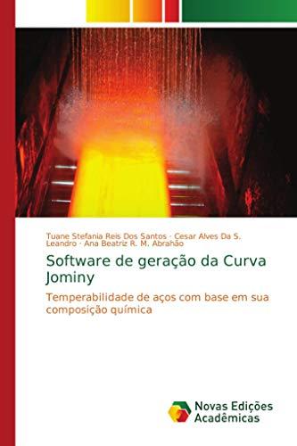 Software de geração da Curva Jominy: Temperabilidade de aços com base em sua composição química