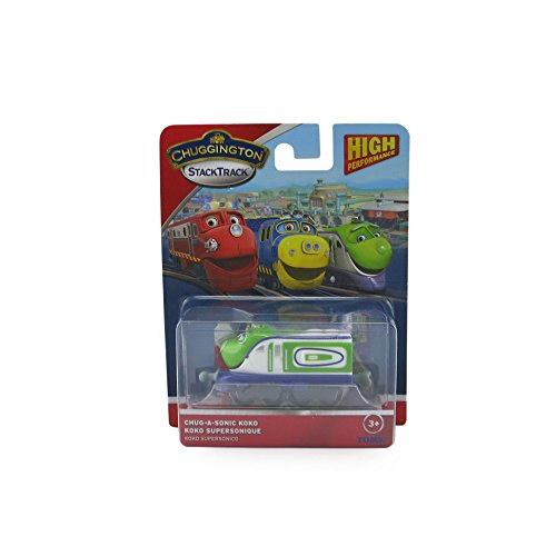 Image of Chuggington Stack Track Engine HP Express Koko