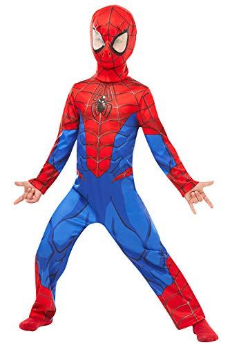 Rubie 's 640894Offizielles Marvel Spider Man, Classic Kind costume-age Höhe 140cm, Jungen, 9-10 Jahre