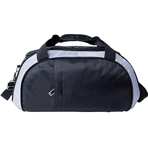 """mens wasserdicht sport taschen outdoor tragbare reisen """"nylon - tasche für die reise handtaschen Schwarz"""