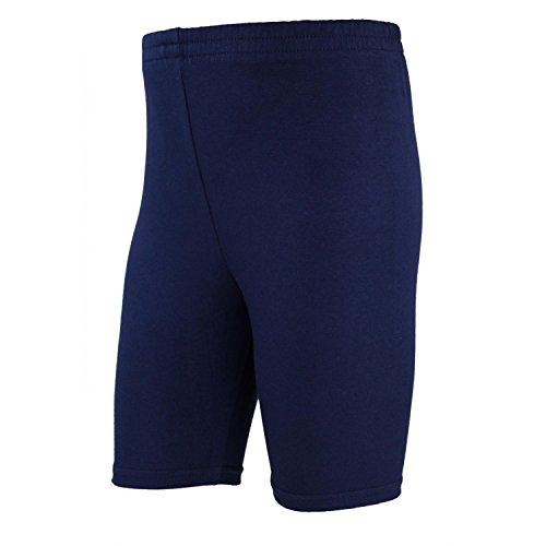 TupTam Mädchen Leggings Kurz Radlerhose, Farbe: Dunkelblau, Größe: 134 Kind-jersey-hose