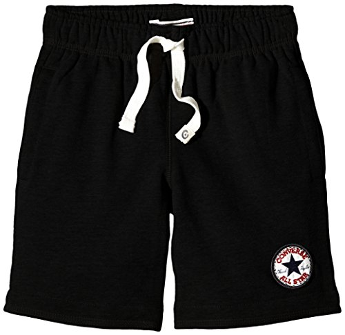 Converse French Terrry Short-Shorts Bambino    nero 3 anni