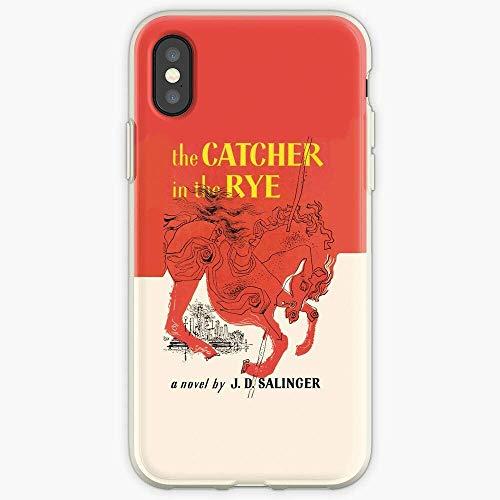 Caulfield J D Salinger Handyhüllen Für Alles Iphone, Iphone X/Xs, Iphone 7/8, Iphone 7 Plus/8 Plus, Huawei, Samsung Galaxy